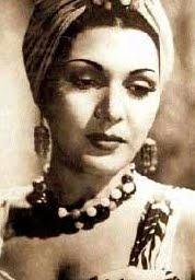 Бадия Масабни - основательница арабского танца живота