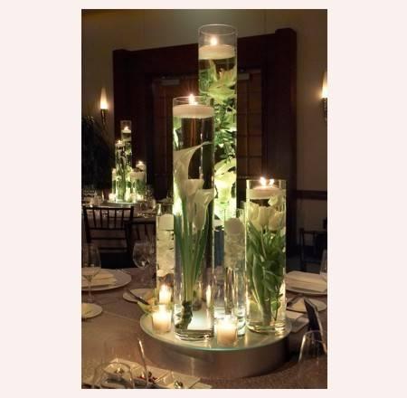 Wedding Preparation: wedding flower centerpieces