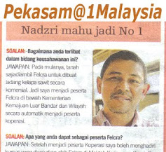 Pekasam@1Malaysia