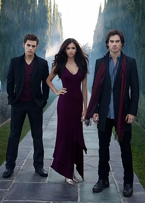vampire diaries season 2 poster. Vampire Diaries Season 2