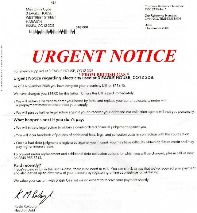 ASHKENAZIM: 'urgent' code