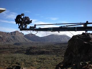 Tenerife atendió un total de 89 producciones audiovisuales nacionales e internacionales en 2010