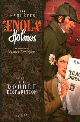 Nancy Springer : Enola Holmes Enola+holmes+1