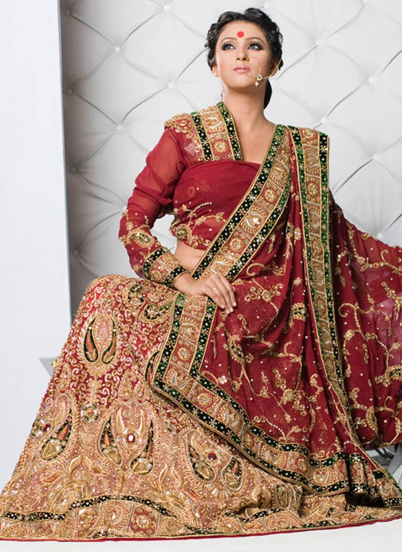 Fashion india bridal lehenga