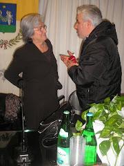 Incontro con Rosi Bindi a Poviglio(RE)