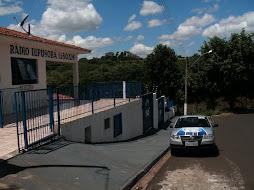 DIFUSORA NO FUNDO O RIO PARDO
