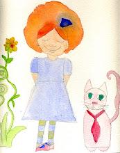 Roberta y la gata cósmica