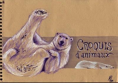 Marcowboy croquis animaux - Croquis animaux ...