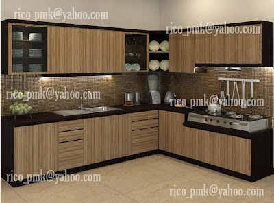 2009 mess product kitchen set design draft 3d visualisasi by rico