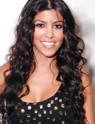 kourtney kardashian hairstyles. Kourtney Kardashian Teeth