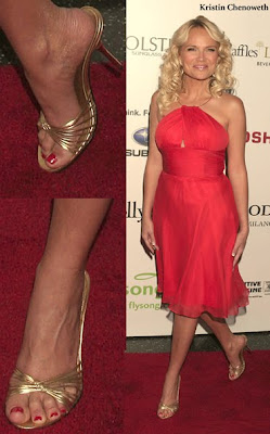 Excellent kristin chenoweth toes consider, that