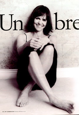 Sally Field Feet