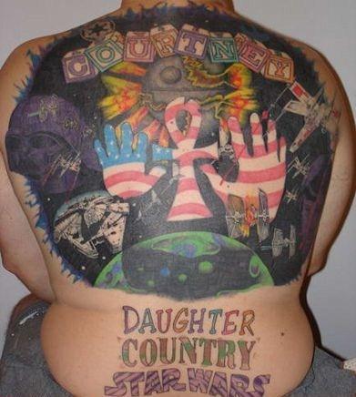 Ugliest Bad Tattoos, Worst Dumb Tattoo Pictures, Stupid Ugly Tattoos