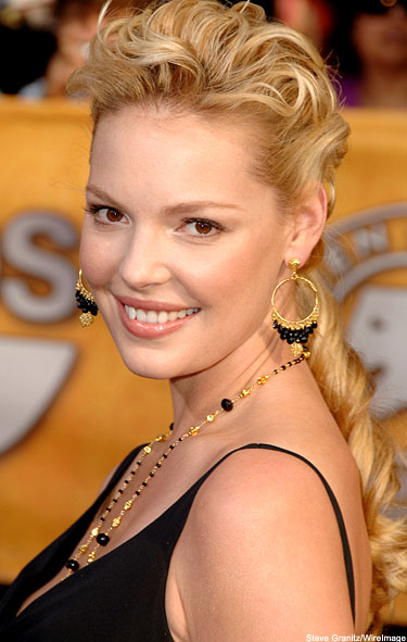 catherine heigl hairstyles. Hairstyle. Katherine Heigl