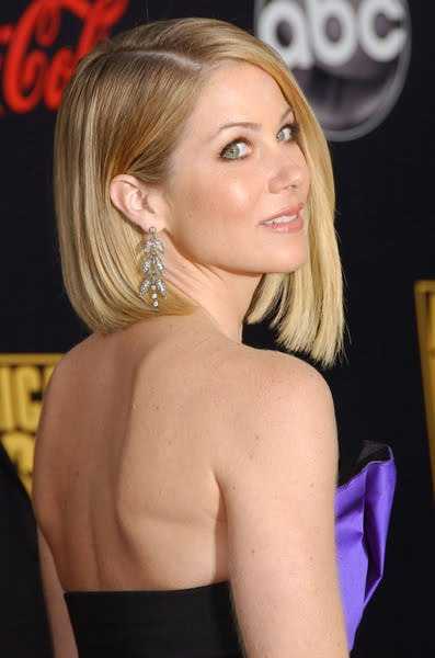 church hairstyles : Beauty Hair Now: Christina Applegate Hairstyles