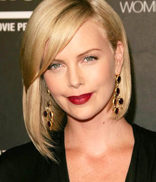 next hairstyles: Charlize Theron Hairstyles