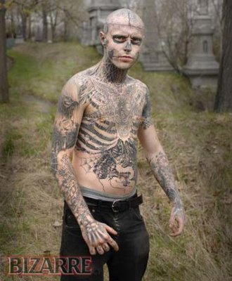 Hot Tattoos For Men Hot Tattoo Ideas and Trends For Men in 2009 and 2010