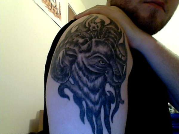 Aries Ram Tattoo. No wonder then that the two archaic tendencies of humanity