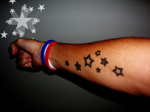 Last Name Forearm Tattoo by ~1ShotAndree on deviantART
