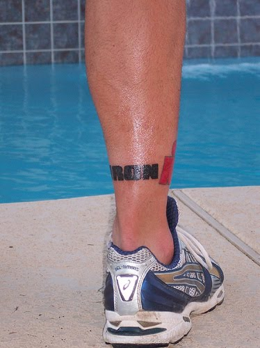 Ankle tattoo ideas for men que la historia me juzgue for Ankle tattoos on men