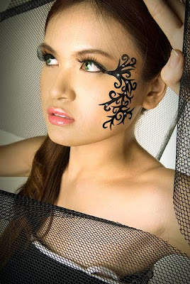 New Face Tattoos For Girls