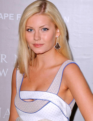 Elisha Cuthbert Blonde Hair. Like many other hollywood actresses,