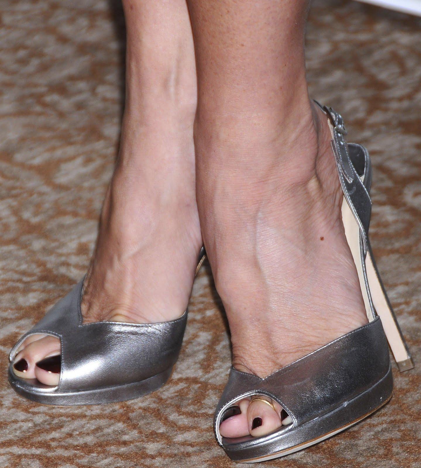 Feet nicole sheridan congratulate