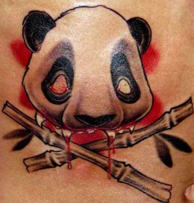 Checkout this nice little picture gallery of some delightful animal tattoos.