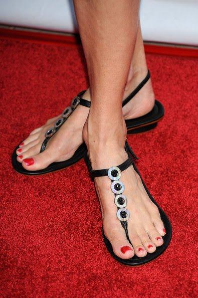 Ana claudia talancon feet
