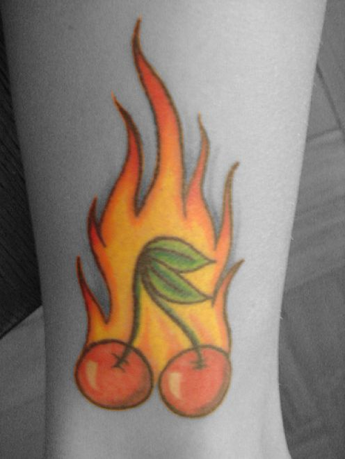 Gallery Phoenix Tattoo Designs: Cherry Tattoos