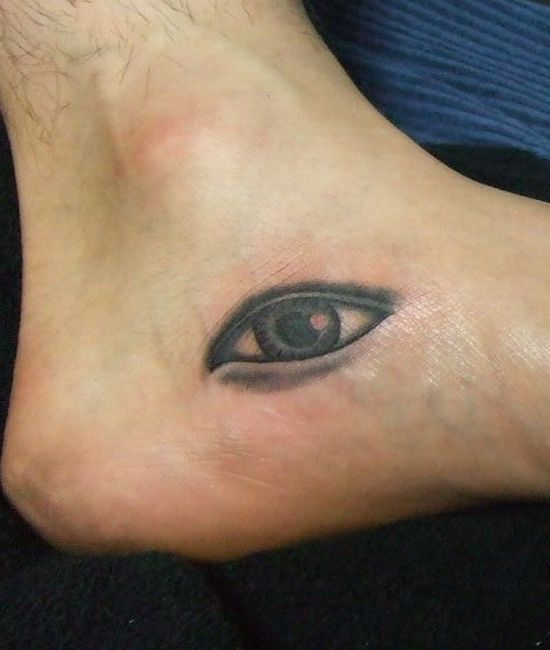 Tattoo Designs: Eye Tattoos