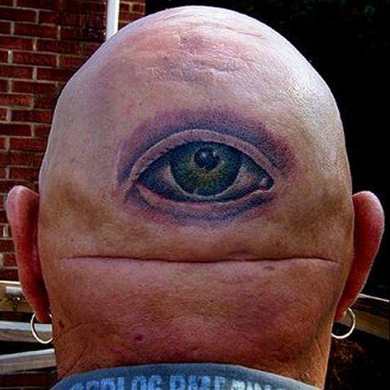 eye tattoo. Eye Tattoos
