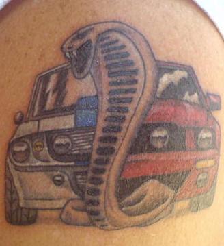 tattoo ideas designs photos car tattoos. Black Bedroom Furniture Sets. Home Design Ideas