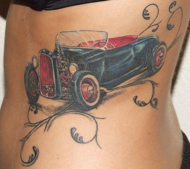 tattoo design pictures car tattoos. Black Bedroom Furniture Sets. Home Design Ideas