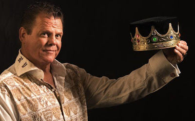 Jerry Lawler Crown Tattoo