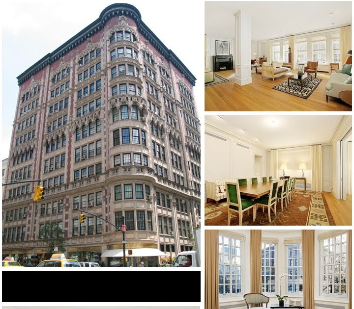 Nina garcia new york city real estate for sale celebrity for Properties for sale in new york city