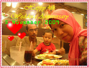 Our 4th Anniversary 2009