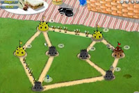 Bug War 2 walkthrough, cheats