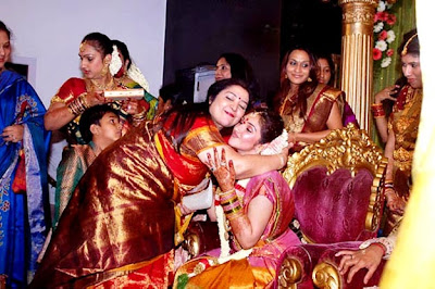 Sridevi Vijayakumar marriage photos Sridevi Vijayakumar wedding pictures 7