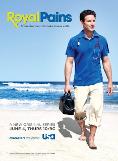 Watch Royal Pains episode 3