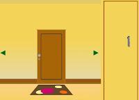 Escape from the Orange Room walkthrough