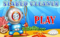 Seabed Cleaner walkthrough