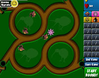 Bloons Tower Defence 4 walkthrough