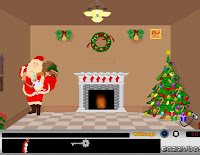 Christmas Room Escape walkthrough