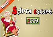 Santa Escape 2009 walkthrough