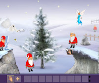 Duendes in Christmas walkthrough
