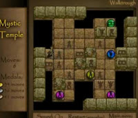 Mystic Temple walkthrough