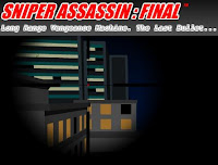Sniper Assassin 5: Final Mission walkthrough