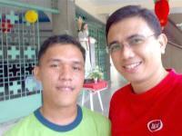 Flewen meets Christianster website forummer Pastor Levi (Yodaman)