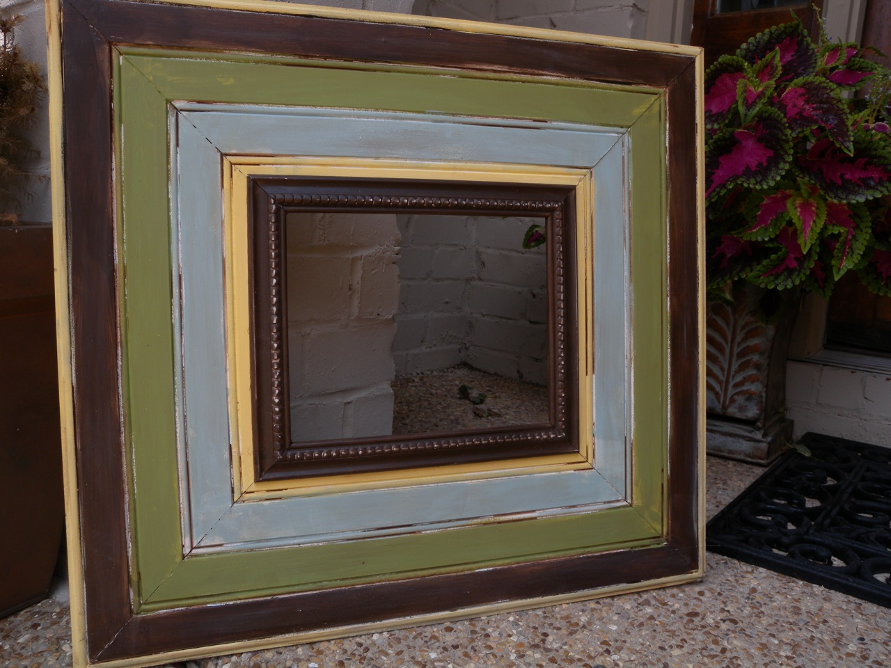 love the tones on this frame very versatile